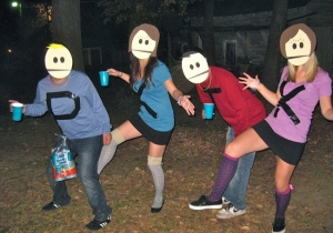 25 Easy And Funny Couples Halloween Costumes