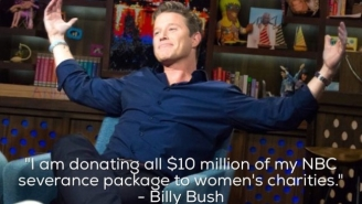 The #ThanksBilly Hashtag Is Hoping To Pressure Billy Bush Into Being A Good Person