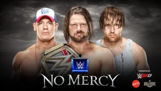 WWE Announces The Triple Threat World Title Match Will Open No Mercy