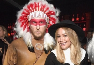 Hillary Duff (And Her Boyfriend) Are The Latest Celebs To Wear Insensitive Halloween Costumes