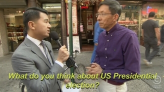'The Daily Show' Heads To Chinatown For Their Own Response To Fox News' Horrible Voter Segment