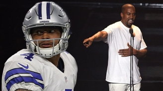 Dak Prescott Turned Down Free Kanye West Tickets Because He Loves His Sleep
