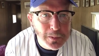 Daniel Stern Celebrates The Red Hot Chicago Cubs By Bringing Back Coach Phil Brickma