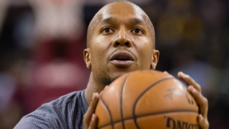 David West Was Protesting The National Anthem Long Before Colin Kaepernick