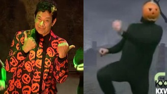 Reminder: David S. Pumpkins isn't the only dancing pumpkin man