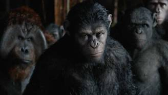 The First Official Plot Details For 'War For The Planet Of The Apes' Have Swung Into View