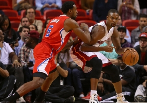 DeAndre Jordan Jokingly Claims He'd 'Come Off The Bench' If Chris Bosh Comes To The Clippers