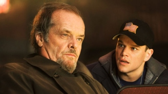 Jack Nicholson Banned All Celtics Gear From The Set, And Other Facts About 'The Departed'