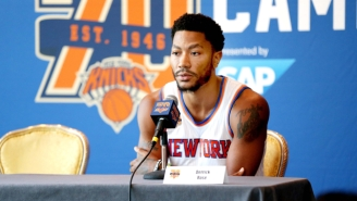 Derrick Rose's Testimony In His Rape Trial Was About As Cringe-Worthy As You'd Expect