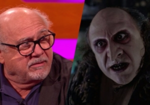 Danny DeVito Shows His Storytelling Prowess With The Tale Of His Monkey Encounter During 'Batman Returns'