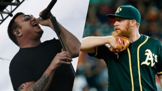 The Oakland A's Got In A Twitter Fight With Smash Mouth, And It Was Incredible