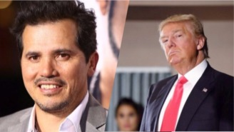 John Leguizamo Credits Donald Trump For Uniting The Latino Community (Against Him)