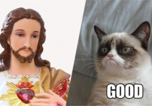Memes Are Now Statistically More Popular Than Jesus Christ