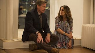 Review: Sarah Jessica Parker returns to HBO with 'Divorce'
