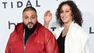 DJ Khaled Snapchatted The Birth Of His Son And It Was Incredible
