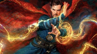 'Doctor Strange' Drops A Trippy, Fantastic New Clip