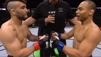 UFC Portland Results: John Lineker Barely Out-Points John Dodson In A Thrilling Fight
