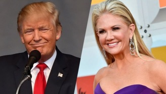 Donald Trump Allegedly Tried To Fire Nancy O'Dell After She Refused His Sexual Advances