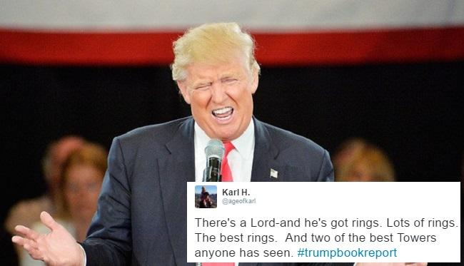 donald-trump-trump-book-report