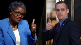 CNN Severs Ties With Donna Brazile After The Debate Questions Controversy, But Corey Lewandowski Remains