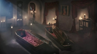 Spend Your Halloween In Dracula's Castle With A Descendant Of Bram Stoker