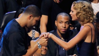 Drake And Taylor Swift Take Their Relationship To The Next Level