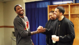 Even Meek Mill Thought Drake's 'Back To Back' Was A 'Hot' Diss Record