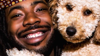 D.R.A.M. Finally Announces His Debut Album 'Big Baby D.R.A.M.' With Help From His Adorable Dog