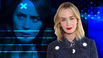 Emily Blunt Explains How 'The Girl On The Train' Caused A 'Friends' Reunion Freak-Out