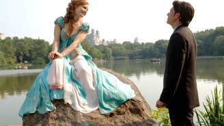 'Enchanted' sequel 'Disenchanted' finds a director, eyes summer 2017 production start