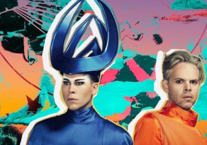 Empire Of The Sun's New Album, 'Two Vines,' Is A Boisterous Celebration Of Life