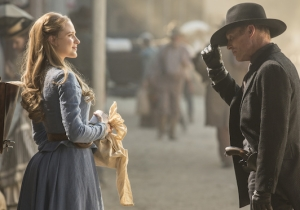 'Westworld' Star Evan Rachel Wood Promises The Show's Violence Against Women Serves A Greater Purpose