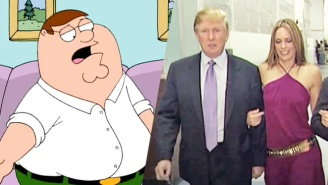 'Family Guy' Steps Into Billy Bush's Shoes To Ridicule Donald Trump's 'Locker Room Talk'