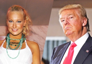 Former Miss Finland: Trump 'Squeezed My Butt' Backstage At The 'Late Show with David Letterman'