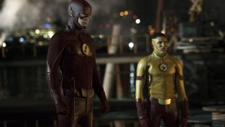 Review: 'The Flash' can't overcome its time travel problems with 'Flashpoint'