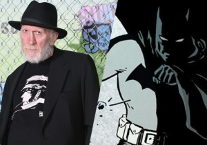 Frank Miller Lays Out His Unique Vision For What A 'Batman' Movie Should Be