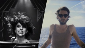Hear Father John Misty's Rambunctious Demo For Lady Gaga's 'Come To Mama'