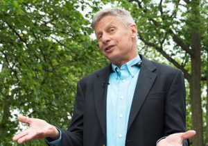 Gary Johnson's New Foreign Policy Interview Sparks A Gaffe That Seems Truly Dangerous