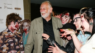 George A. Romero Blames 'The Walking Dead' For Ruining The Zombie Genre
