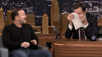 Ricky Gervais Gives A NSFW Answer To The Question 'What's The Worst Thing About Getting Older'