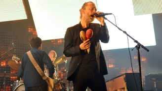 Radiohead Paid Tribute To The Smiths With A Surprise Sliver Of A Cover