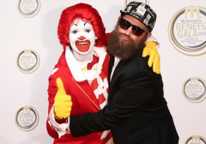Don't Expect To See Much Of Ronald McDonald Until This Clown Panic Dies Down