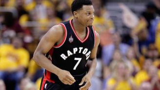 Raptors Fans Need Not Fear Kyle Lowry's Impending Decision To Opt Out
