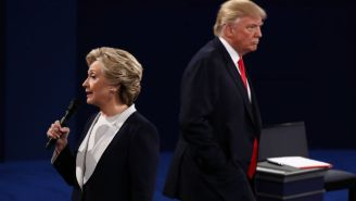 What's On Tonight: The Final Presidential Debate And A Twist-Filled Episode Of 'AHS'