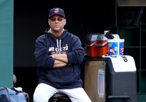 Cleveland Manager Terry Francona Found A Tooth In His Chewing Tobacco Before Game 3 Of The ALCS