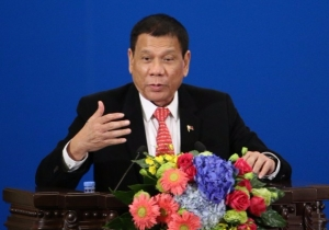 Philippine President Duterte Has A Fiery Reaction To The Catholic Church's Criticism Of His 'Reign Of Terror'