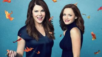 There's Something Off About The Charming New 'Gilmore Girls' Posters