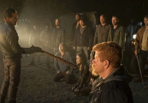 A 'Walking Dead' Director Reveals How They Made You-Know-Who's Messed-Up Face
