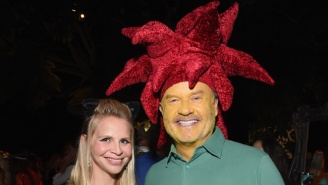 How Has It Taken This Long For Kelsey Grammer To Dress As Sideshow Bob For Halloween?