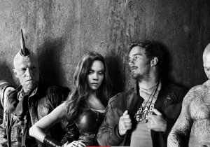 The First 'Guardians Of The Galaxy Vol. 2' Poster Has Arrived